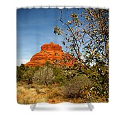 Bell Rock Vista Sedona  Az Shower Curtain