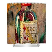Bella Vita Shower Curtain by Beverley Harper Tinsley