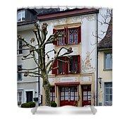 Belle Epoque House Shower Curtain