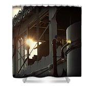 Belle Of Louisville2 Shower Curtain