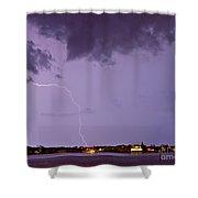 Belleair Shower Curtain