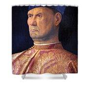 Bellini's Giovanni Emo Shower Curtain