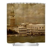 Bellissima Venezia Shower Curtain