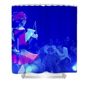 Bellucci Circus  Shower Curtain