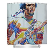 Ben Harper Shower Curtain