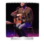 Musician Ben Taylor Shower Curtain