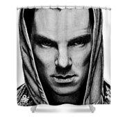 Benedict Cumberbatch Shower Curtain
