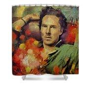 Benedict  Shower Curtain