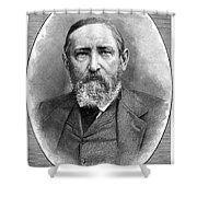Benjamin Harrison (1833-1901) Shower Curtain