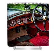 Bentley 3 Litre Shower Curtain