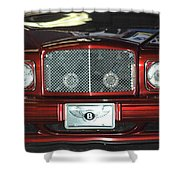 Bentley Shower Curtain