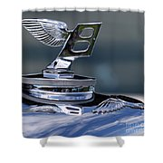 Bentley Reflections Shower Curtain