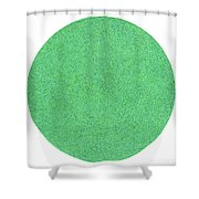 Berde Shower Curtain