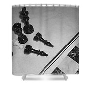 Bergdahl 5 For 1 Shower Curtain