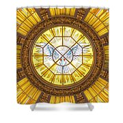 Berlin Cathedral Ceiling Shower Curtain