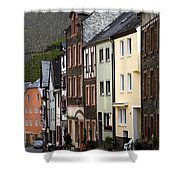 Bernkastel Germany Shower Curtain