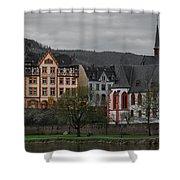 Bernkastel-kues Shower Curtain
