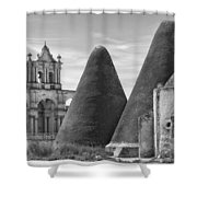 Berrios 1 Shower Curtain