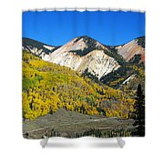 Best Of Nowhere Shower Curtain