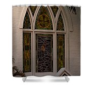Bethel A M E  Key West Shower Curtain
