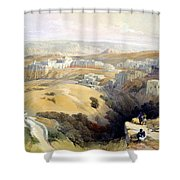 Bethlehem  Shower Curtain
