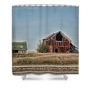 Better Days Central Il Shower Curtain