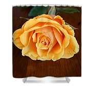Betty's Rose Shower Curtain