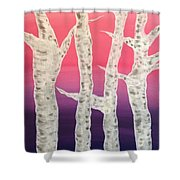 Betula Shower Curtain