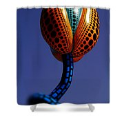 Beverly Hills Hymns Of Tulips Sculpture By Diana Sainz Shower Curtain