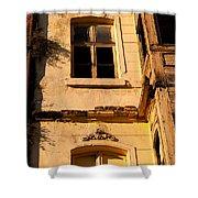 Beyoglu Old House 01 Shower Curtain