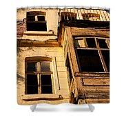 Beyoglu Old House 02 Shower Curtain