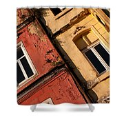 Beyoglu Old Houses 03 Shower Curtain