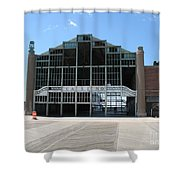 Beyond Recovery - Casino Ruin Ashbury Park Shower Curtain