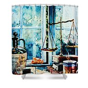 Beyond The Shadow Of Doubt Shower Curtain