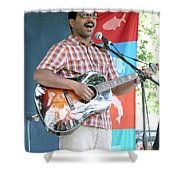 Bhi Bhiman Shower Curtain