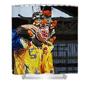 Bian Jiang Dancer Neo Hp Shower Curtain