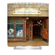 Bibbidi Bobbidi Boutique Fantasyland Disneyland Shower Curtain