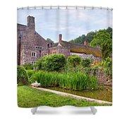 Bickleigh Castle - Devon Shower Curtain