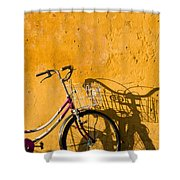 Bicycle 07 Shower Curtain