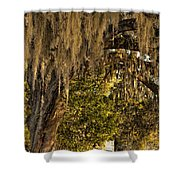 Bicycle Ride Shower Curtain