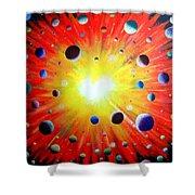 Big Bang - 4 Shower Curtain