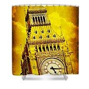 Big Ben 15 Shower Curtain
