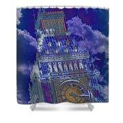 Big Ben 17 Shower Curtain