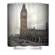 Big Ben II Shower Curtain