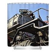 Big Boy 4014 - 3 Shower Curtain