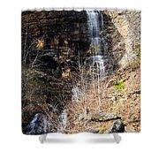Big Bradley Falls 6 Shower Curtain