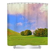 Big Island Ranch Shower Curtain