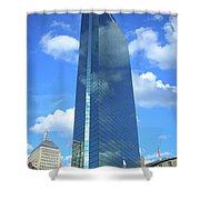 Big Mirror 3518 Shower Curtain