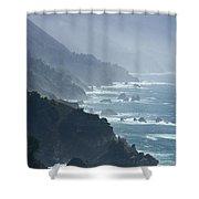 Big Sur 2 Shower Curtain