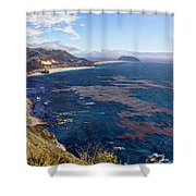Big Sur Beauty Shower Curtain